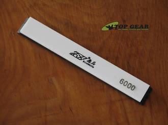 Real Steel Japanese Whetstone, 6000 Grit - W6000