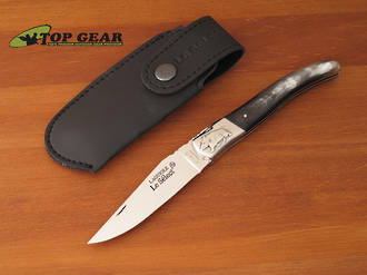 Robert David Laguiole Le Select Folder with Horn Handle - RD0001P