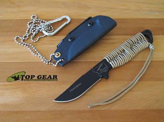 Ruana Americana Fisherman Knife - 1095 High Carbon Steel - RUAMFISH