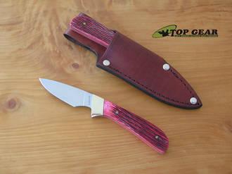 Schrade Lil Finger Drop-Point Hunting Knife - 156RPB