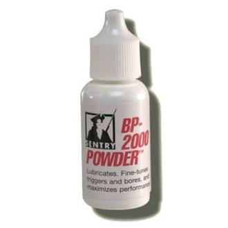 Sentry Solutions BP 2000 Powder Dry Lubricant Trigger Tuner and Bore Treatment 15 ml (½ oz) - 91040