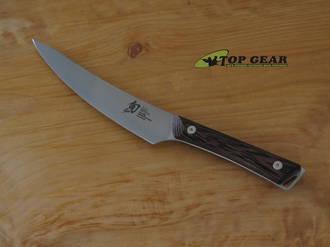 Shun Kanso Gokujo Boning - Fillet Knife, Tagayasan Wood - SWT0743BRK