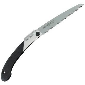 Silky Super Accel 21 Folding Saw, Fine Teeth 210 mm - 117-21