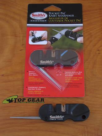 Smith's Pocket Pal Knife Sharpener - PP1