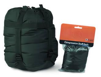 Snugpak Compression Stuff Sack, Olive Green