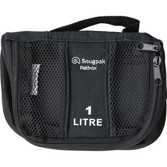 Snugpak Pakbox 1 Litre - Black 97290