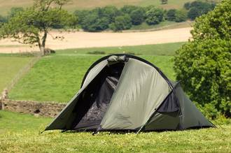 Snugpak Scorpion 2 - 2 Person 4-Season Tent, Coyote Tan - 92875