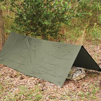 Snugpak Stasha Shelter/Tarp - Olive Green 61690