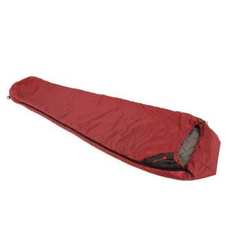 Snugpak Softie 3 Merlin Sleeping Bag, Red - 91010