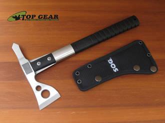 SOG Fasthawk Tomahawk; Polished - F06P-N