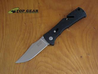 SOG Trident II Assisted Opening Knife, TiNi Coating - TF-22