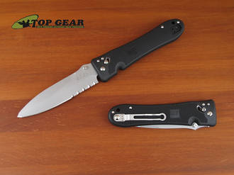 SOG Pentagon Elite II Tactical Knife - PE-18