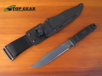 "SOG Seal Team Elite 7"" Tactical Knife with Kydex Sheath - S37-K"