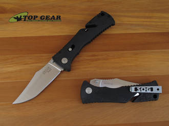 SOG Trident Assisted Opening Knife - Razor Edge - TF-2