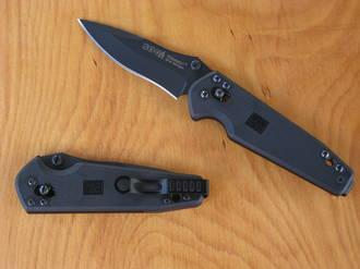 SOG Visionary I Folding Knife - VG-10 Stainless Steel