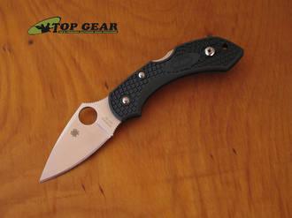 Spyderco Dragonfly Knife, ZDP 189 Stainless Steel - C28PGRE2