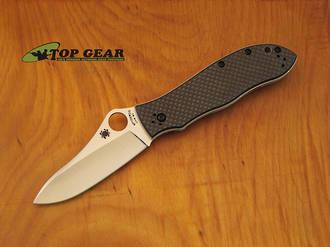Spyderco Gayle Bradley 2 Pocket Knife, CPM-M4 Carbon Steel - C134CFP2