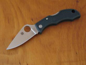 Spyderco Ladybug Knife, ZDP189 Stainless Steel - LGREP3