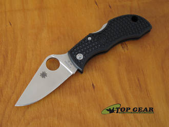 Spyderco Manbug Lightweight Pocket / Keyring Knife - MBKP