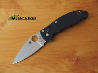 Spyderco Manix 2 Folding Knife - Plain Edge C101GP2