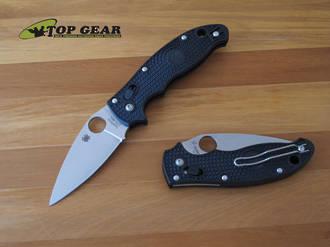 Spyderco Manix 2 (Lightweight) Knife - C101PBK2