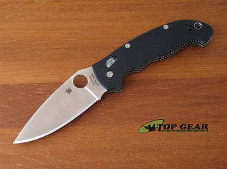 Spyderco Manix 2 XL Lockback Knife CPM-S30V Stainless Steel - C95GP2