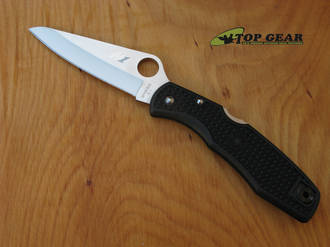 Spyderco Pacific Salt Knife, H1 Stainless Steel - C91PBK