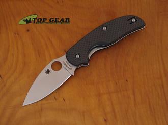 Spyderco Sage Knife, CPM-S30V Stainless Steel - C123CFP