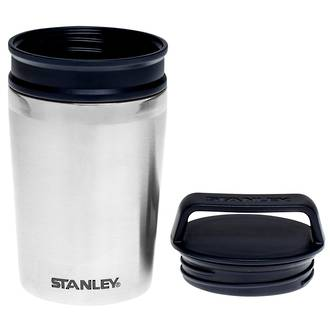 Stanley Adventure Packable Drink-Thru Vacuum Mug, Stainless, 8 oz. (236 ml) - 10-02887-001