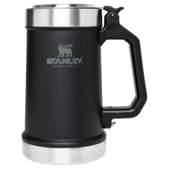 Stanley Classic The Bottle Opener Beer Stein, 700 ml, Black Matte - 10-09845-002