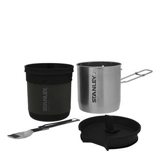 Stanley Compact 4-Piece Cook Set, 700 ml - 10-01856-011
