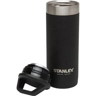 Stanley Master Series Packable Mug, 18 oz - 532 ml, Black - 10-02661-036