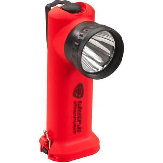 Streamlight Survivor LED FLashlight, Orange, Div 1 Intrinsically Safe - 90540