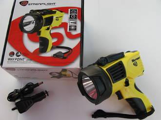 Streamlight Waypoint® LED Pistol Grip High Performance Spotlight, Yellow - 14002