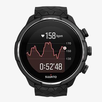Suunto 9 Baro Titanium GPS Sports Watch - SS050145000