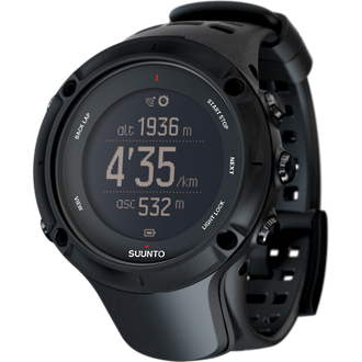 Suunto Ambit3 Peak Black GPS Watch - SS020677000