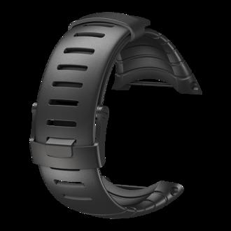 Suunto Core Standard Black Rubber Strap - SS014993000