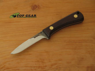 Svord Bird and Trout Knife, Wenge Wood Handle - BNT2
