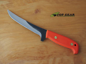 "Svord 5 5/8"" Boning Knife with Orange Handle - 87L"