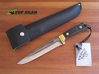 "Svord Master Cutler 7"" Pig Sticker Knife with Micarta Handle - PSB-MCR"