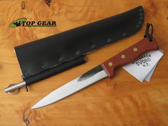 Svord Pig Sticker Knife with Hardwood Handle - PSGP
