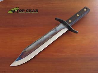 Svord Von Tempsky Bowie Knife, High Carbon Steel Blade - VTB