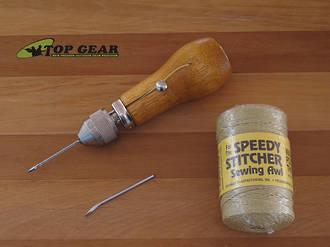 The Speedy Stitcher Sewing Awl Kit - 110