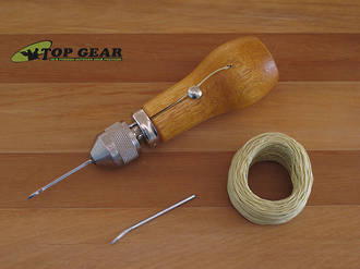 The Speedy Stitcher Sewing Awl Kit - 200 Normal