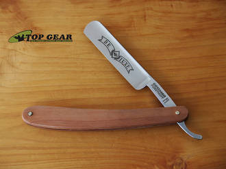 "Timor 5/8"" Deluxe Straight Razor, Dark Plum Wood - 394"
