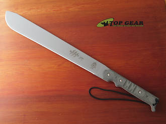Tops 230 Jungle Machete - 1095 High Carbon Steel TPMAC230