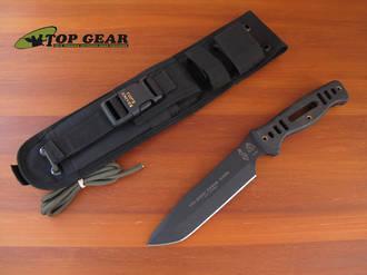 Tops High Desert Survival Knife - HDSK-01