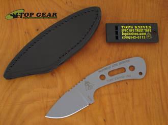 Tops Hoffman Lite Hunter - BOS 154 cm Steel - HLH-01