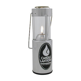 UCO Original Candle Lantern, Aluminium - L-A-STD