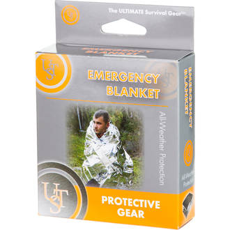 Ultimate Survival Technologies Emergency Blanket - 20-310-012